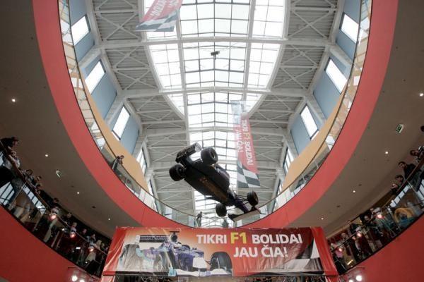 Vilniuje pristatyta