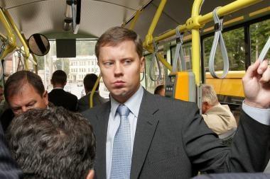 Generalinės prokuratūros prašoma pradėti tyrimą dėl Kauno mero šmeižto