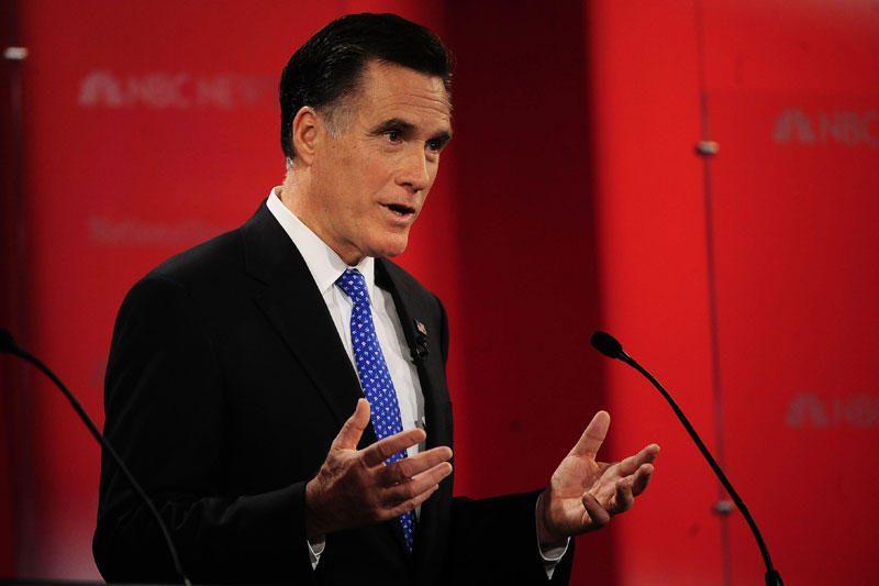 Respublikonas M.Romney paviešino savo mokesčių dokumentus