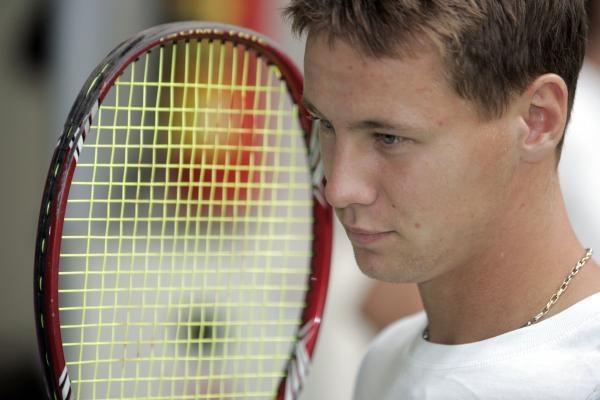 R.Berankis - Vankuverio vyrų teniso turnyro ketvirtfinalyje