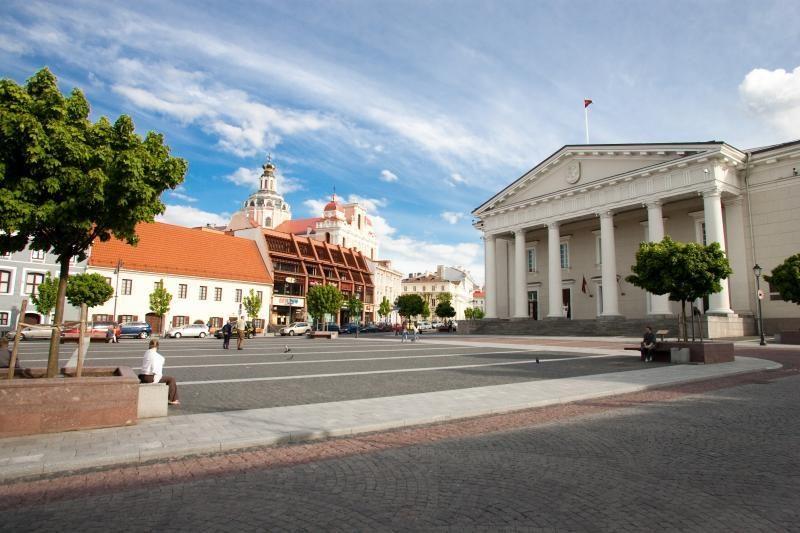 Architektas M.Pakalnis: Vilnius plečiasi nevaldomai