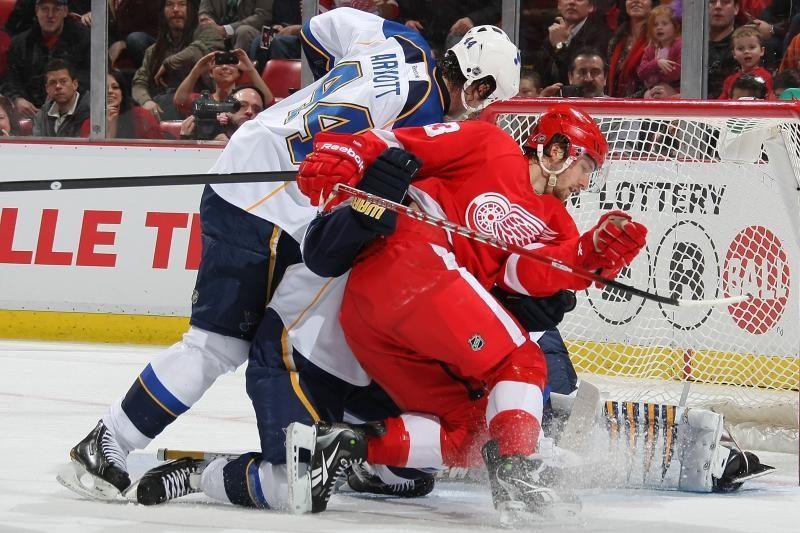 Detroito komanda NHL pagerino savo pergalių rekordą