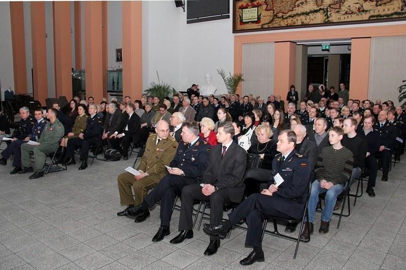 Lietuvos karinės oro pajėgos švenčia 20-metį