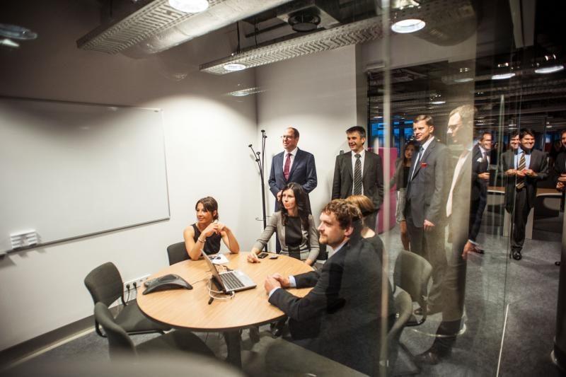 """""""Žalgirio"""" arenoje duris atvėrė pirmasis """"Callcredit"""" biuras Lietuvoje"""