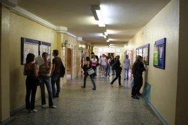 Sostinės mokykloje sumuštas paauglys atsidūrė ligoninėje
