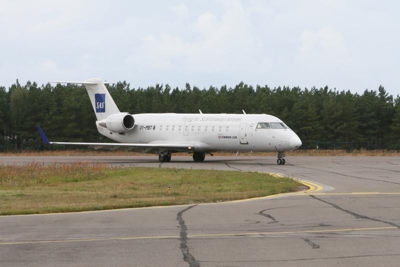 Palangos oro uostas pradeda vykdyti du naujus reisus į Švediją