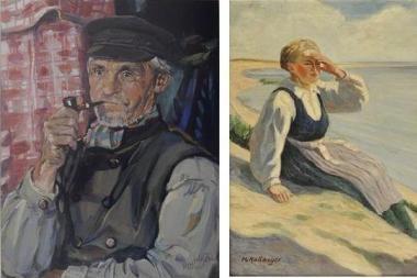 T.Manno festivalio parodoje – Nidos kolonijos dailininkų sugrįžimas