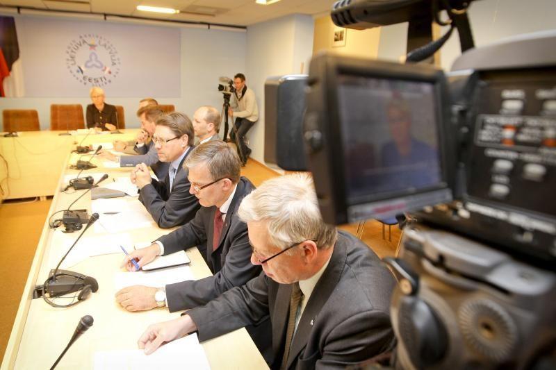 Komisijos pirmininkas vaizdo medžiagos dėl N.Venckienės nekomentavo