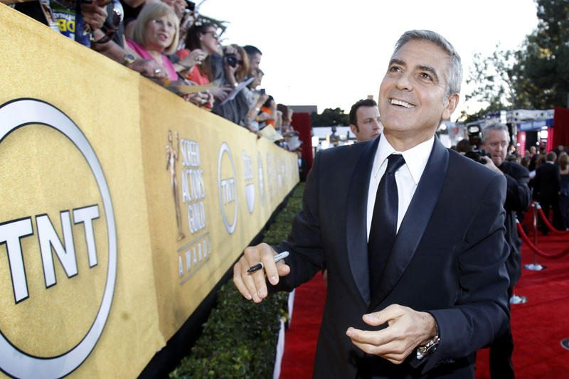 Holivudo žvaigždė George'as Clooney aprodys savo namus per televiziją