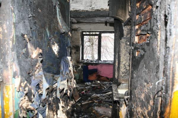Daug metų pagalbos nesulaukusi psichikos ligonė sukėlė gaisrą