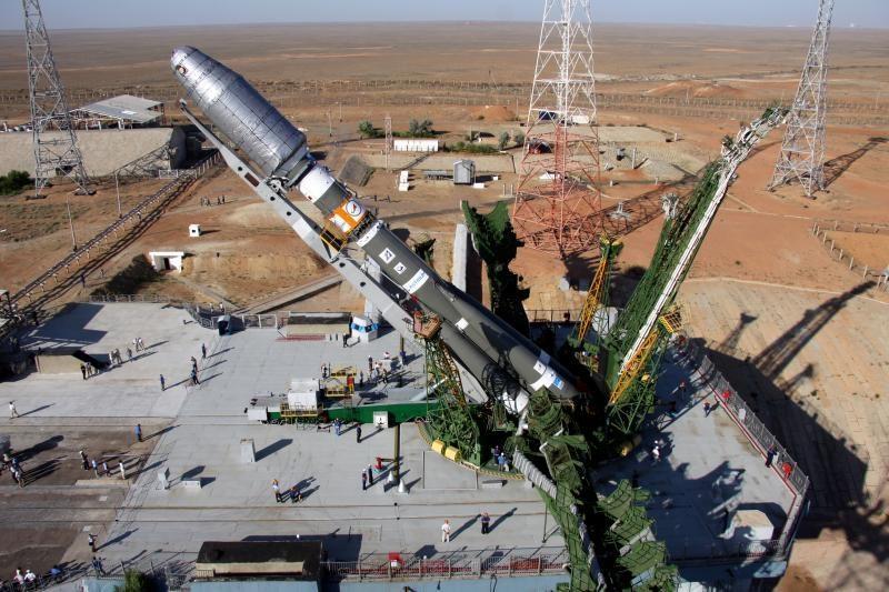 """Raketa """"Sojuz"""" iškėlė į orbitą šešis palydovus """"Globalstar"""""""