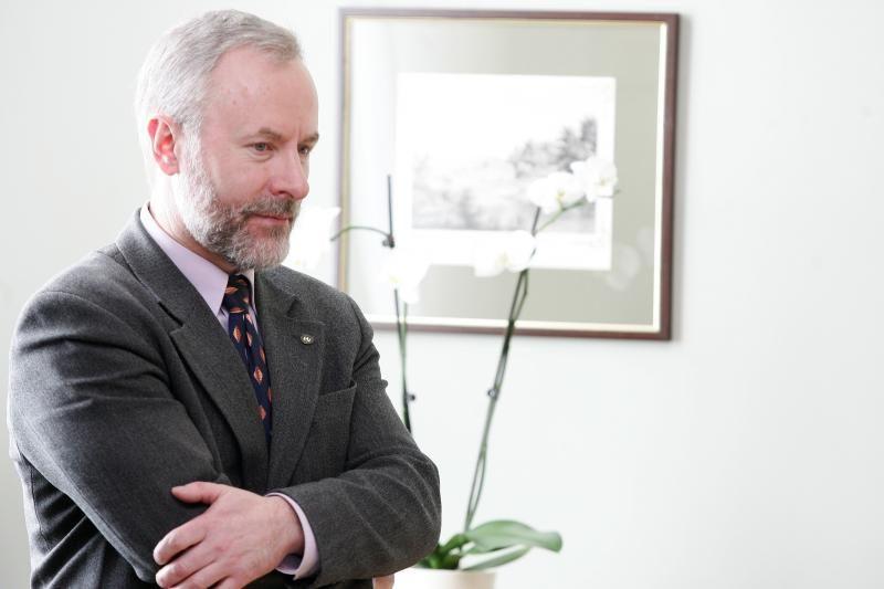 J.Razma siūlo ministerijai nustatyti studentų skaičių universitetuose