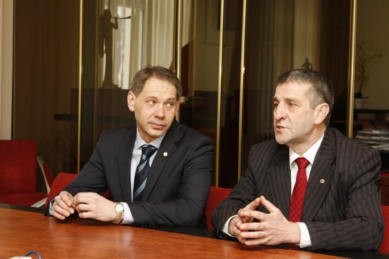 Naujas Klaipėdos STT vadovas – iš Vilniaus