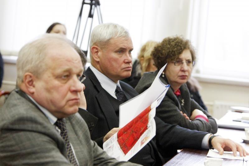 Klaipėdos universitetas nenori užleisti sodo dviratininkams