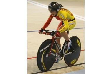 A.Trebaitei - Europos jaunimo dviračių čempionato bronza