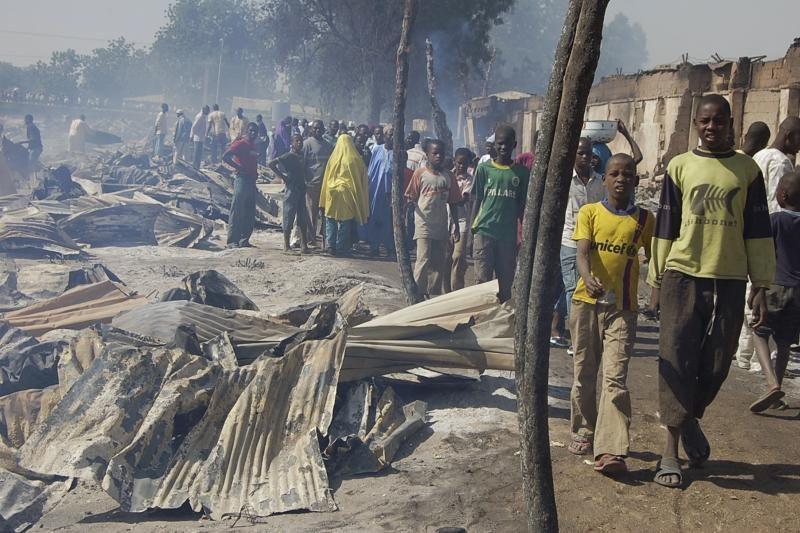 Nigerijoje per sprogimus žuvo 28 žmonės (papildyta 15.44 val.)