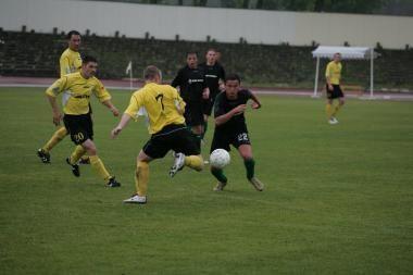 Futbolo mokykla pasirašė bendradarbiavimo sutartį
