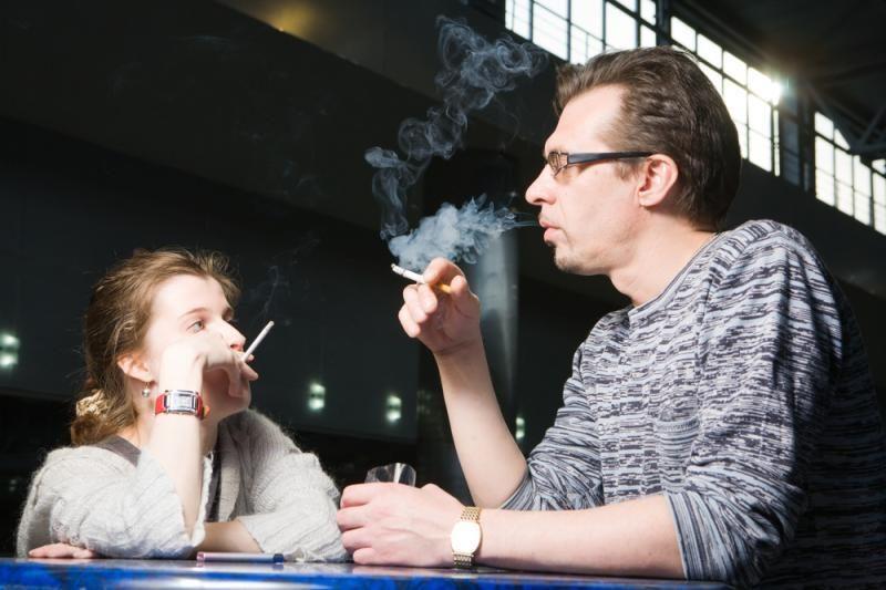 Vienas gyventojas pernai surūkė 42 cigarečių pakelius