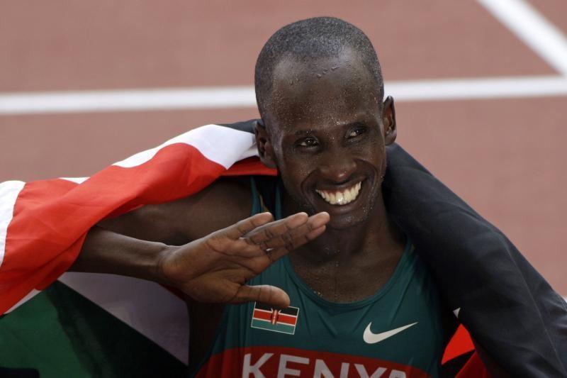Olimpinis čempionas S.Wanjiru pasirinko savižudybę