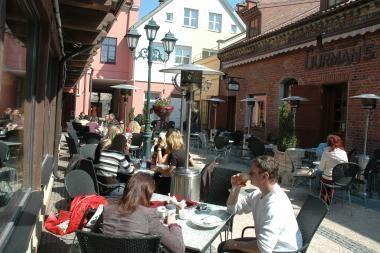 Klaipėdos kavinės laukia rugsėjo 1-osios šurmulio