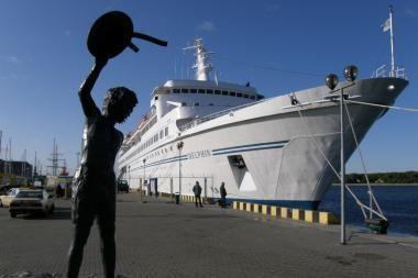 Kruiziniams laivams - mažesnė rinkliava (papildyta)