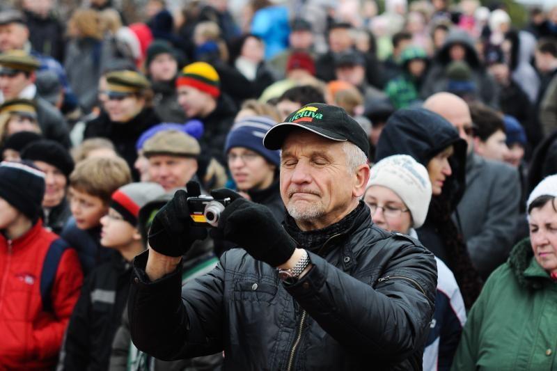 Čečėnijos aikštė nebaigta, bet skelbiamas atidarymas