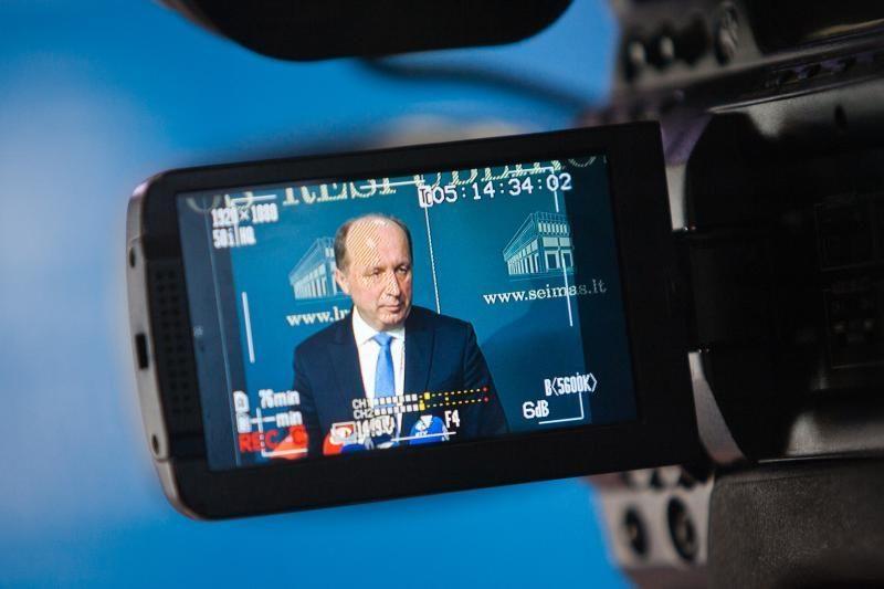 A.Kubilius apie FNTT konkursą: apgailėtinas ir neteisingas