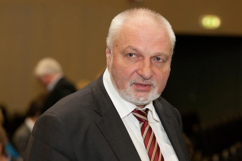 """""""Tvarkiečiai"""" žada skųstis Strasbūrui dėl jo sprendimo nevykdymo"""