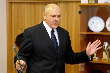 R.Petrauskas pažemino K.Betingį pareigose saugodamas prokuratūros garbę