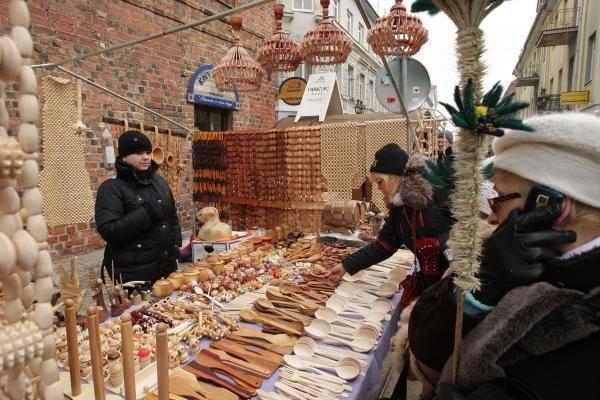 Kazimiero mugė: amatininkai, kapelos, riestainiai