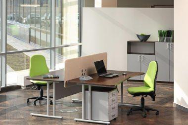 Augantis biuro patalpų užimtumas kelia nuomos kainas