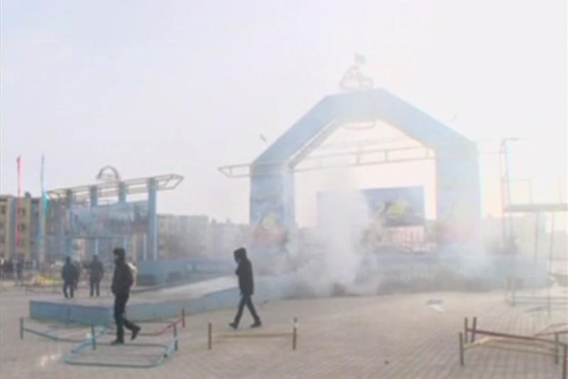 VRM vadovas: Kazachstane Žanaozeno mieste neramumai numalšinti