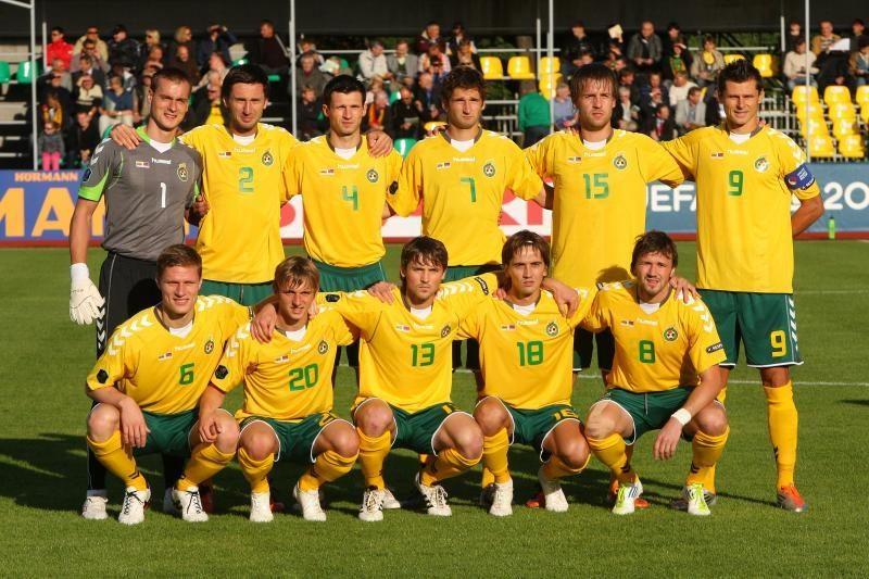 Antrąsyk veidu į purvą: Lietuva - Lichtenšteinas 0:0