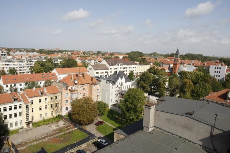 Klaipėdos namų valdos pakeitė pavadinimus