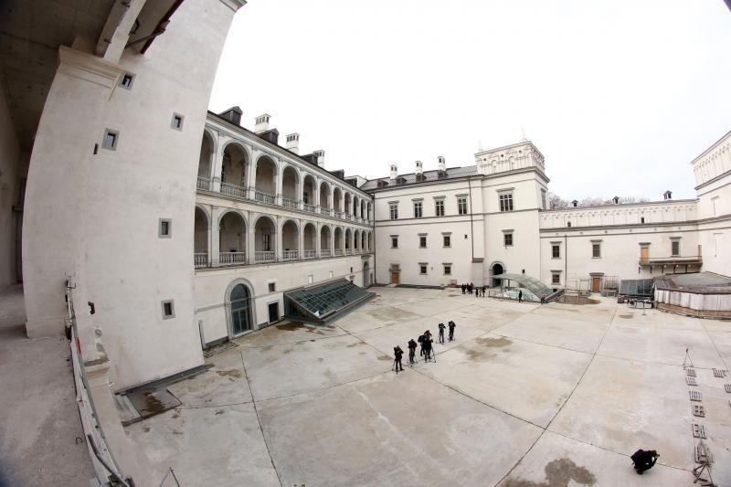 V. Dolinskas: Valdovų rūmų dalies užbaigimui trūksta vieno parašo