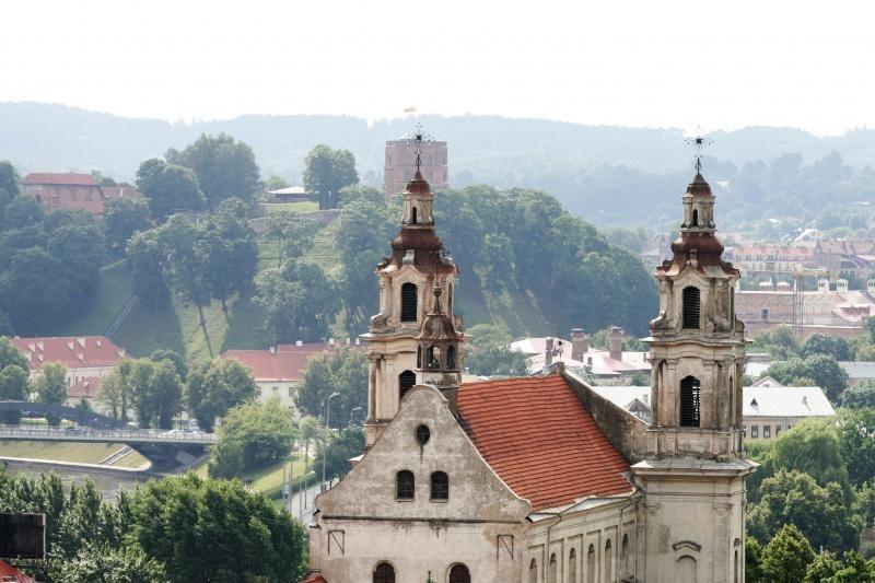 Savanorių centras kviečia Vilniaus gyventojus į talką