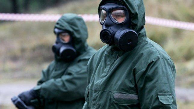 Pažeista amoniako cisterna Vilniuje gali sprogti bet kada