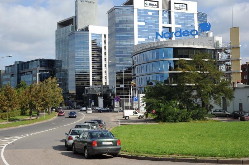 Vilniuje - 11 naujų   biurų     projektų