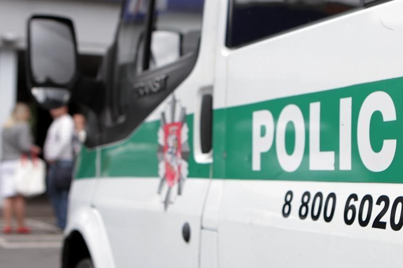 Vilniuje sugyventinio akyse vyriškis iššoko iš 7 aukšto