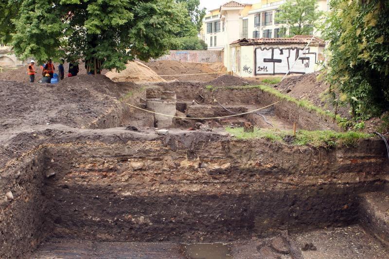 Sereikiškių parko atidaryme – archeologijos ekspozicija