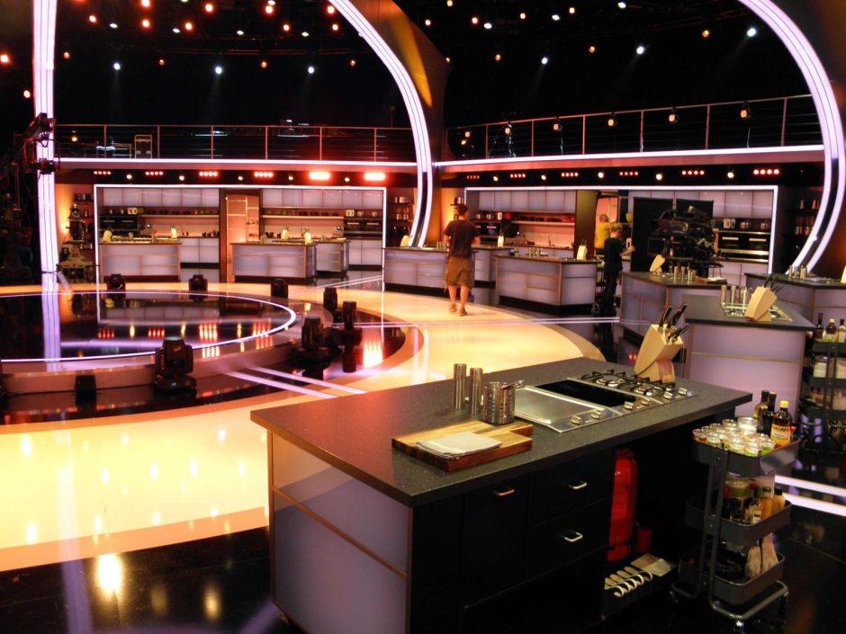 L. Šeškus išdavė, kokį patiekalą pagamintų dalyvaudamas kulinariniame televizijos šou