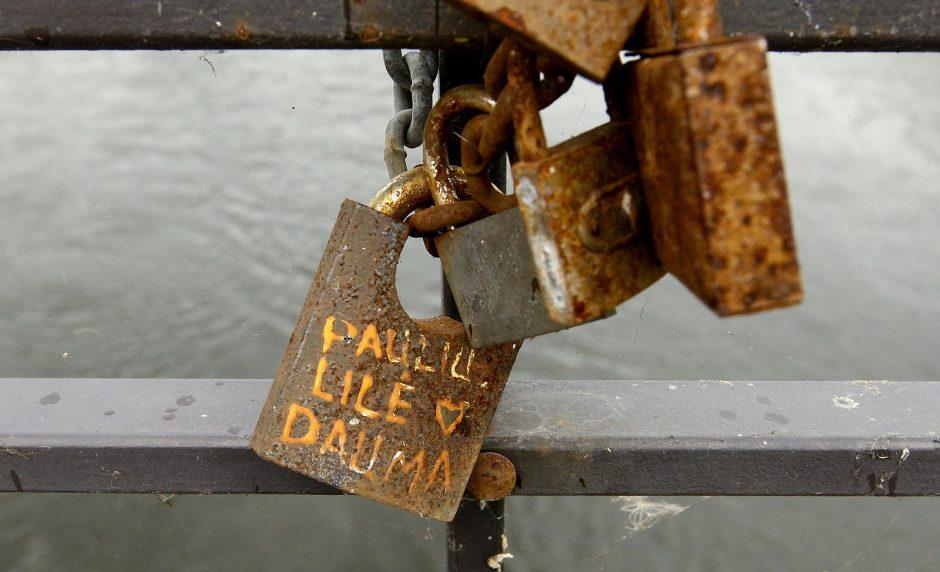 Spynos ant Kauno tiltų