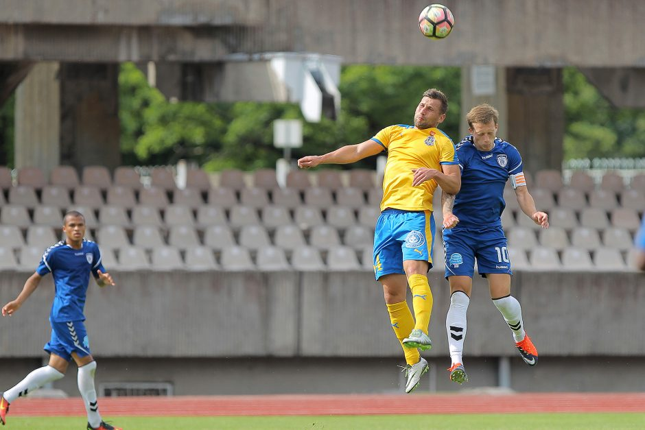 "A lyga: ""Stumbras"" – ""Atlantas"" 0:3"