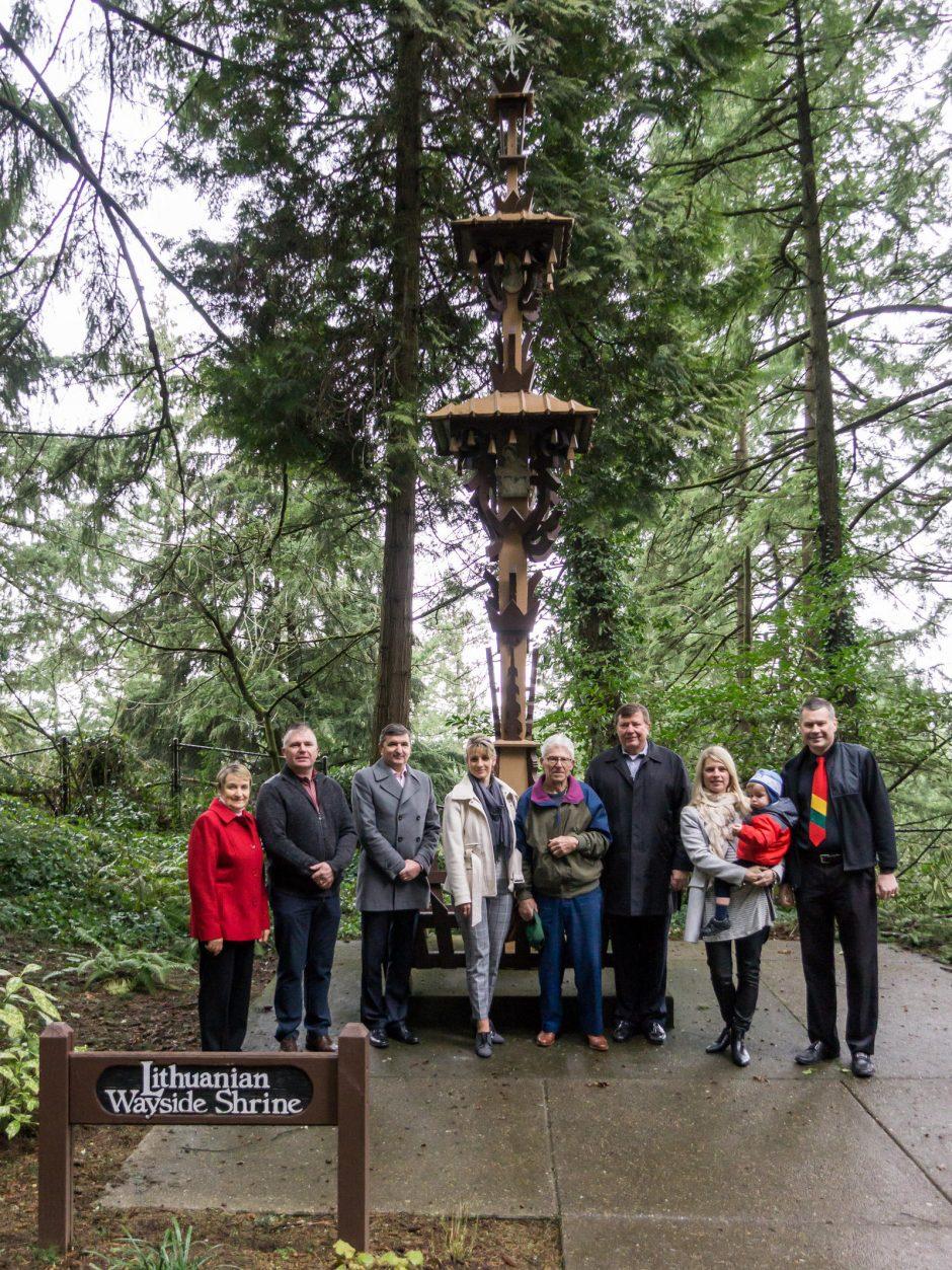 Lietuvos nepriklausomybės šventės pasiekė ir Portlandą