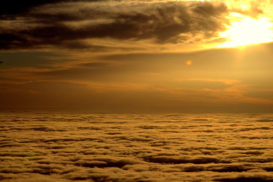 Kauno rajonu galima grožėtis ir iš dangaus