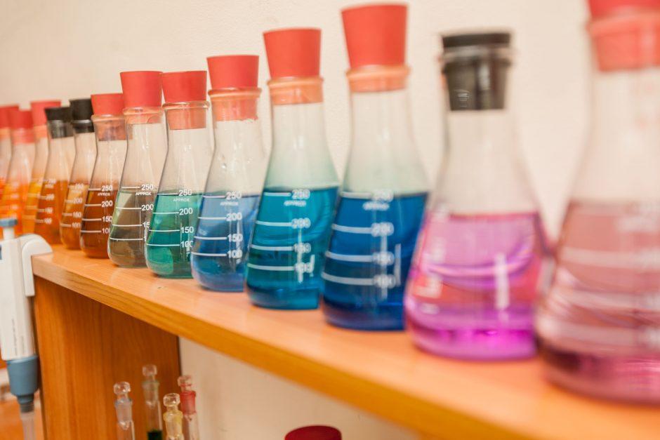 Jauni išradėjai griauna mitus, kad chemija – baubas, o fizika – džiunglės