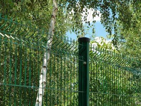 Skelbimas - Tvoros segmentai, stulpai