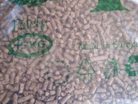 Skelbimas - Medžio granulės tiesiai iš gamintojo