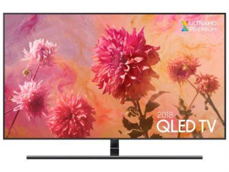 Skelbimas - Samsung QE55Q9FNATXXH QLED televizorius