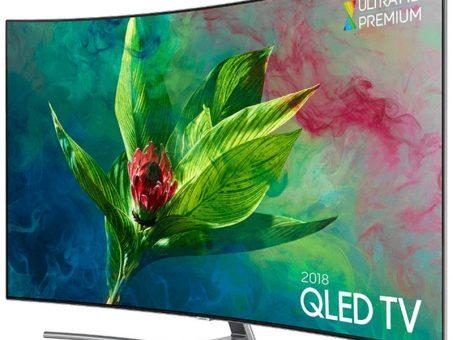 Skelbimas - Samsung QE65Q8CNATXXH QLED televizorius